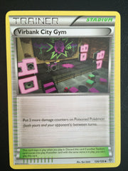 Virbank City Gym 126/135 B&W Plasma Storm