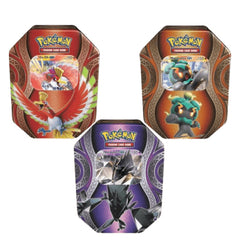 2017 Mysterious Powers Collector's Tin Set - Set Of All 3 **AVAILABLE NOW