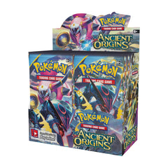 XY: ANCIENT ORIGINS Booster Box (36 Packs) Sealed