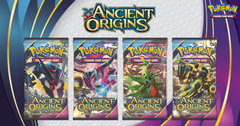 Single XY: Ancient Origins Booster Packs - NEVER Weighed