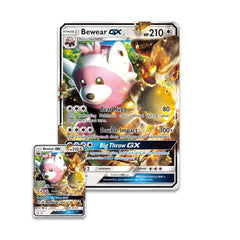 Pokémon TCG: Bewear GX Box **AVAILABLE NOW