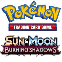 SUN & MOON: BURNING SHADOWS 3-Pack Blister with Promo (Cosmog)