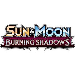 Single S&M BURNING SHADOWS Booster Packs - NEVER Weighed