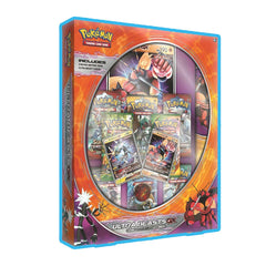 BUZZWOLE GX Ultra Beasts GX Premium Collection