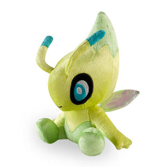 "Celebi Pokemon 20th Anniversary March 8"" Plush"