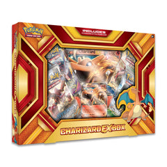 Pokemon TCG : 2016 Charizard EX Box