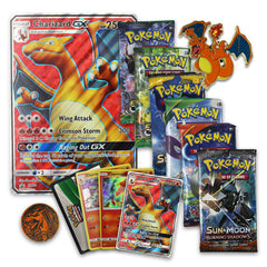 2017 Pokémon TCG: CHARIZARD GX Premium Collection