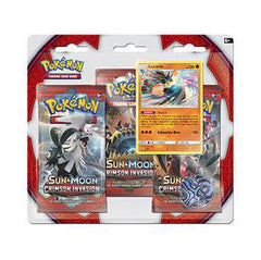 S&M: CRIMSON INVASION 3-Pack Blister (Lucario)