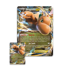 Pokémon TCG: Dragonite-EX Box
