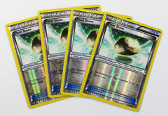 4x Float Stone 137/162 REVERSE HOLO XY : BREAKthrough
