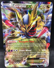Giratina EX 57/98 Pokemon TCG : XY Ancient Origins