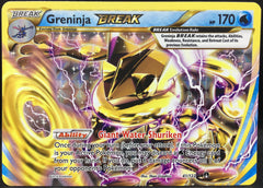 Greninja BREAK 41/122 Pokemon TCG : XY Breakpoint