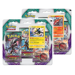Sun & Moon : Guardians Rising 3 Pack Blister - Includes BOTH! **SHIPS NOW!!