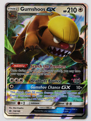 Gumshoos GX 110/149 Sun & Moon Base Set