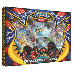 Pokemon TCG: GUZZLORD GX Box