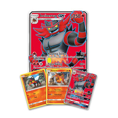 INCINEROAR GX Premium Collection **AVAILABLE NOW