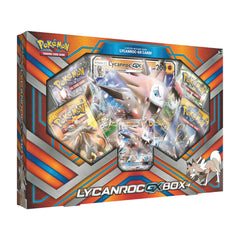 Lycanroc-GX Box **AVAILABLE NOW