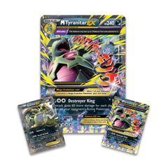 Mega Tyranitar EX Premium Collection **AVAILABLE NOW