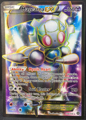 Magearna EX 110/114 FULL ART Pokemon TCG : XY Steam Siege