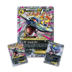 Pokémon TCG: Mega Sharpedo-EX Premium Collection **AVAILABLE NOW