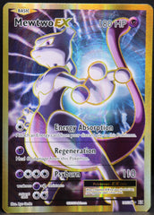 Mewtwo EX 103/108 FULL ART Pokemon TCG : XY Evolutions