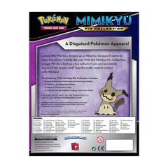 Pokémon TCG : Mimikyu Pin Collection