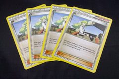 4x N BW100 Black Star Promo