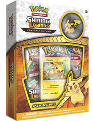 Shining Legends Pin Collection (PIKACHU) **AVAILABLE NOW!!