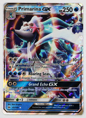 Primarina GX 42/149 Sun & Moon Base Set
