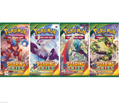 Single ROARING SKIES Booster Packs - NEVER Weighed **AVAILABLE NOW!