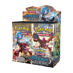 XY Steam Siege Booster Box (36 Packs) Sealed AVAILABLE NOW