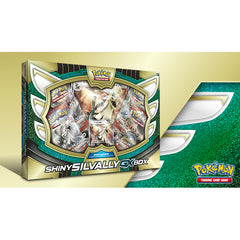 Pokémon TCG : Shiny Silvally GX Box **NEW
