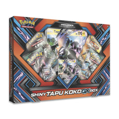 Shiny TAPU KOKO-GX Box **AVAILABLE NOW