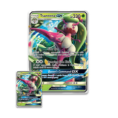 Pokémon TCG: TSAREENA GX Box