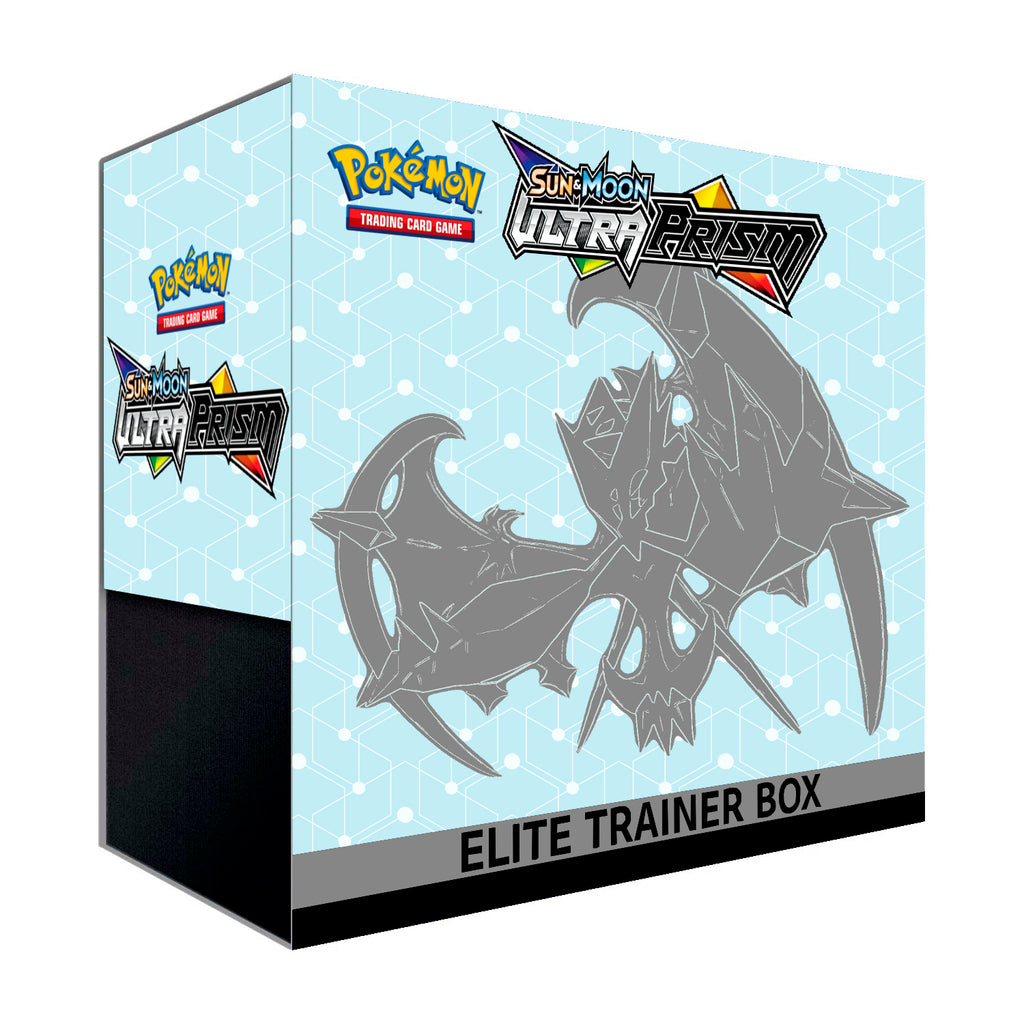 S&M Ultra Prism DAWN WINGS Necrozma Elite Trainer Box **Ships NOW!!