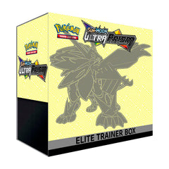 S&M Ultra Prism DUSK MANE Necrozma Elite Trainer Box **Ships NOW!!