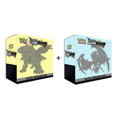 Set of 2 - S&M Ultra Prism NECROZMA Elite Trainer Boxes **Ships NOW!!