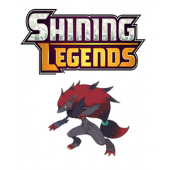 Pokémon TCG : Shining Legends Zoroark Pin Collection **NEW