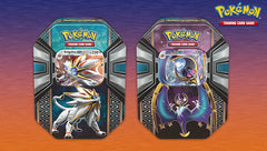 Lunala GX Legends of Alola Tin **AVAILABLE NOW