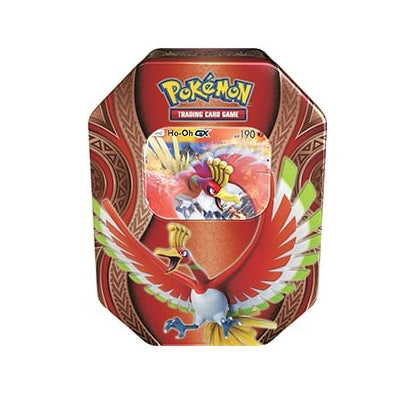 HO-OH GX 2017 Mysterious Powers Collector's Tin **AVAILABLE NOW