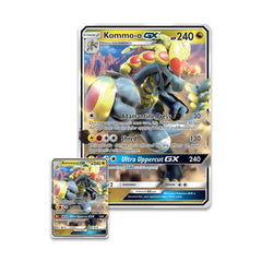 Pokémon TCG: KOMMO-O GX Box **AVAILABLE NOW