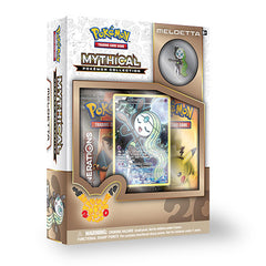 Meloetta - Mythical Pokemon Collection - December **AVAILABLE NOW
