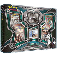 Pokemon TCG : Shiny Silvally Figure Collection **NEW