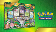 Pokémon TCG: Legacy Evolution Pin Collection **AVAILABLE NOW