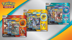 Collector's Pin 3-Pack Blister - Set of All 3! (Raikou, Entei, & Suicune) **AVAILABLE NOW