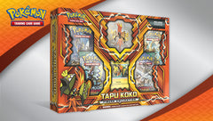 Tapu Koko Figure Collection **AVAILABLE NOW