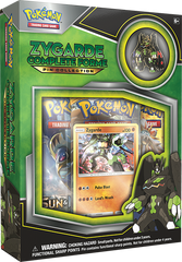Zygarde Complete Forme Pin Collection **AVAILABLE NOW!