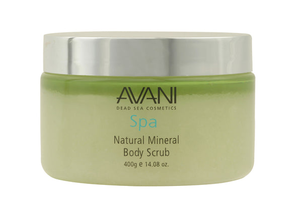 Natural Mineral Body Scrub (Pear/Apple)