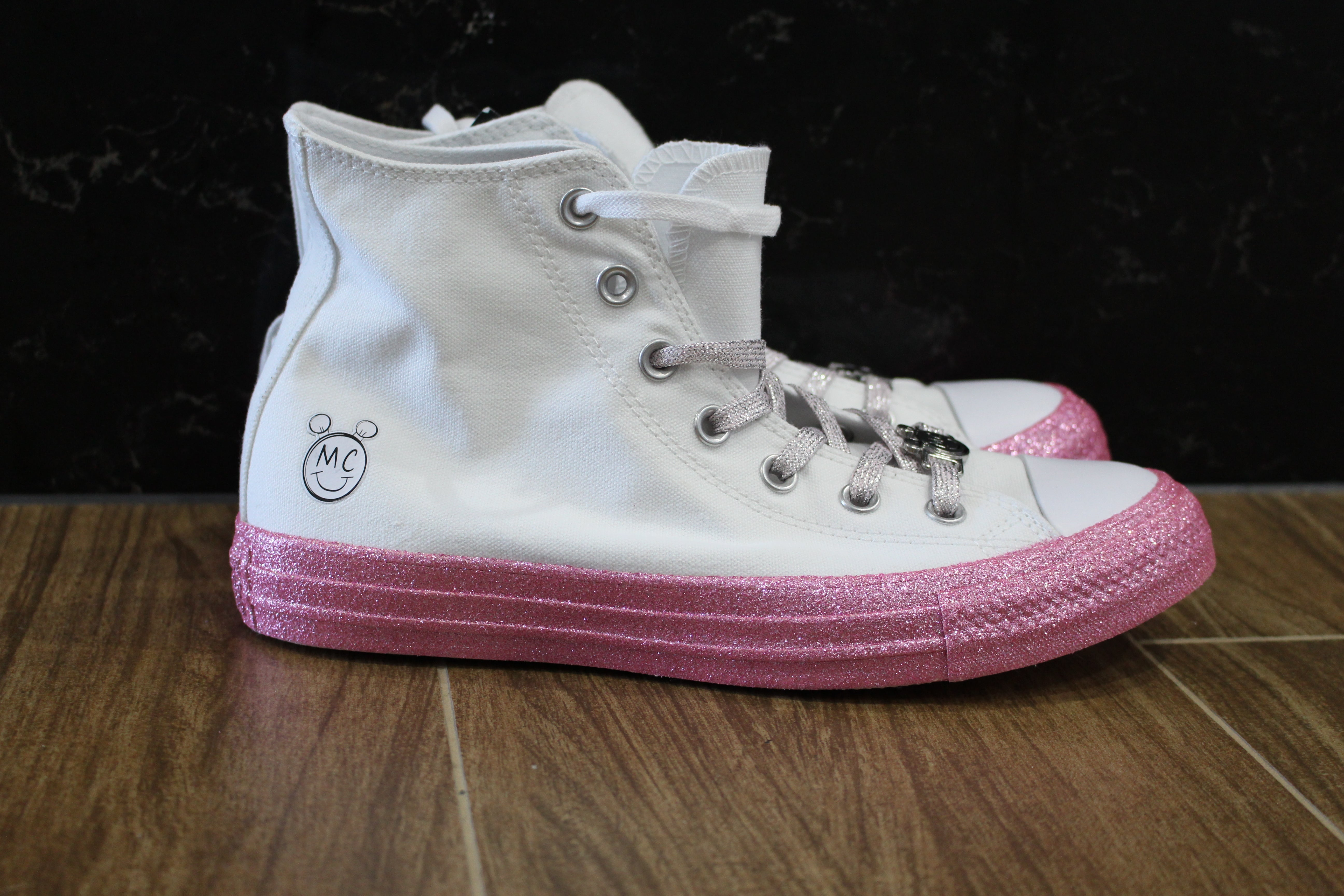 c277c4230653af Converse x Miley Cyrus Chuck Taylor All Star Hi (Size U.S. Womens us 8 –  Sneaker Joint
