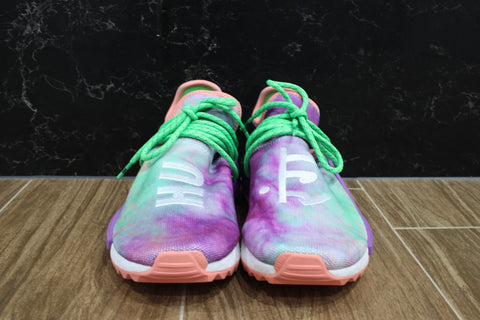 "Pharrell x Adidas Originals NMD Hu ""Powder Dye"" (Size U.S. Men's 9)"